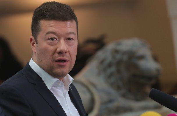 Předseda SPD Tomio Okamura (zdroj: Reflex)