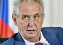 Prezident ČR Miloš Zeman (zdroj: e15)