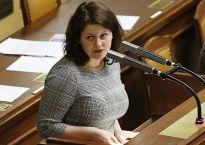 Ministryně práce a sociálních věcí Jana Maláčová (zdroj: Novinky)