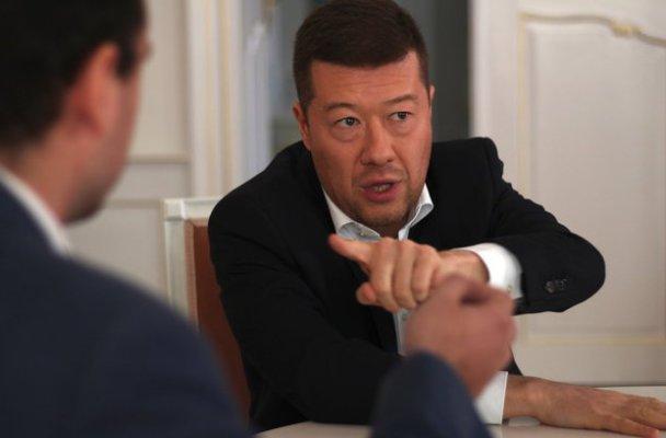 Předseda SPD Tomio Okamura (zdroj: e15)