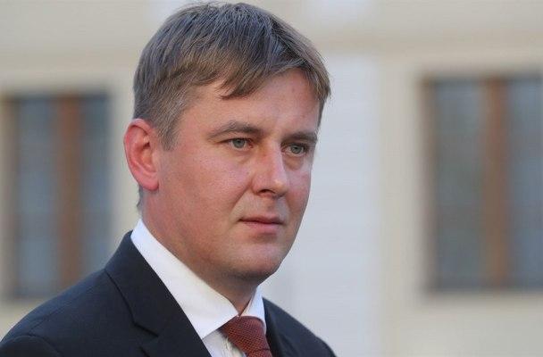 Ministr zahraničních věcí Tomáš Petříček (zdroj: iDNES)