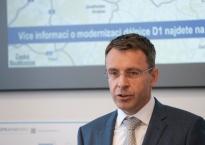Ministr dopravy Vladimír Kremlík (zdroj: Ministerstvo dopravy ČR)